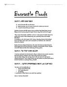 Boscastle Floods Case Study - therocketlanguages.com