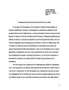 Argumentative essay national service