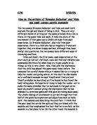 Essay on child development