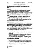 communication essay social work