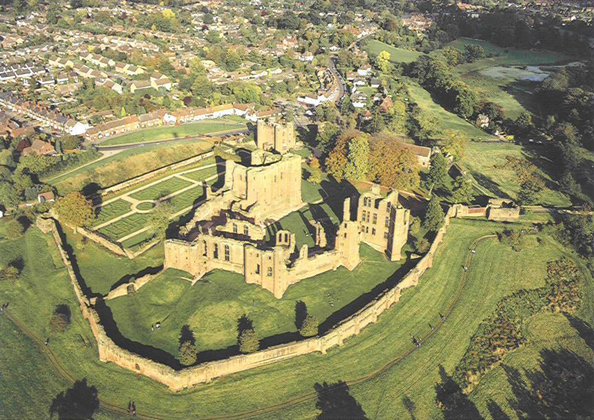 kenilworth castle gcse coursework