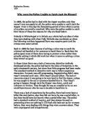 Political persuasive essay
