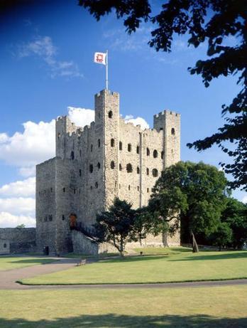 gcse history coursework castles
