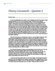 Ms. Rodgers' History BGCSE students. - Facebook