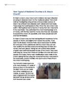feudalism medieval history essay gcse history marked by how typical of medieval churches is st marys church