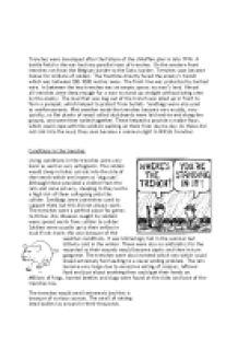 Essay: Trench Warfare