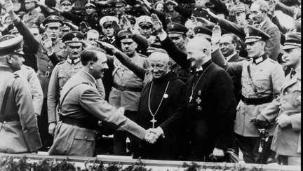 churches in nazi germany