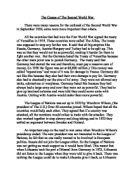 Famous short essays about life