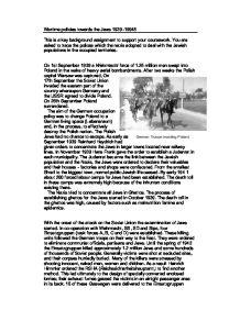 Modern history germany 1918 1945