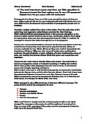 nazi propaganda essay examples
