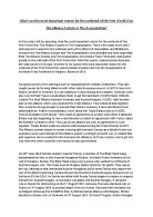 why did world war one break out in 1914 essay The link below presents in an illustrated manner that is easy to follow the large context of the war world war one, the road to war the germans wanted to stop russian gains and break out of french-russian encirclement why and how did world war 1 begin in 1914.