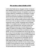 The 1916 rising essay writing