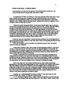 social studies essay on northern ireland