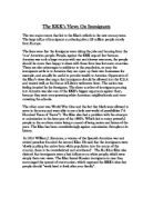 expository essay about history of the ku klux klan gcse history related gcse usa 1941 80 essays
