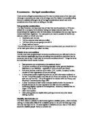 legal framework essay Legal and regulatory framework i the basis of the contract from the coupon attached, we can see the specialist terms as follows: 1.