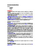 Criticisms Of Non Fatal Offences Essay Outline - image 6