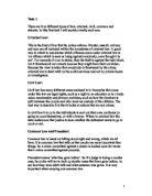 Natural law essay
