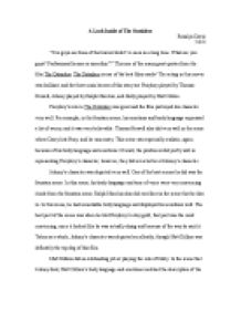 the outsiders hero essay
