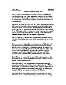 uk sas essay Pharmasug 2014 - paper po17 healthcare data manipulation and analytics using sas lumin shen, university of pennsylvania jane lu, astrazeneca pharmaceuticals inc.