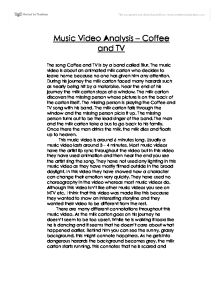 Media studies music video essay rubric