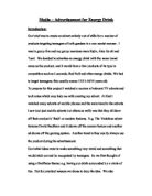 rhetorical analysis essay advertisement argumentative essay about co education