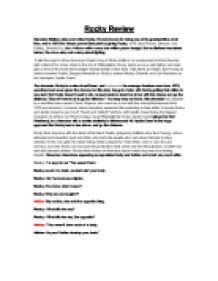evaluative argument thesis