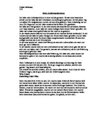 Mein Traumjob Essay Writing