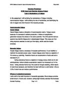 Four components of physical fitness essay
