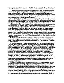 Conclusion of human rights essay - Alkaline PurEssentials