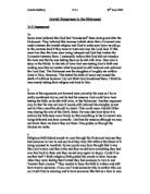 persuasive essay on the holocaust