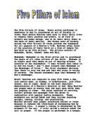 Pillars of education essay