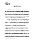 an examination of capital punishment essay