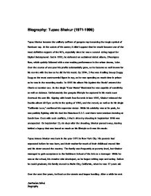 essay writing tips to tupac shakur essay preview text tupac shakur was a very influential person in 20th century usa we provide model essays on music tupac shakur