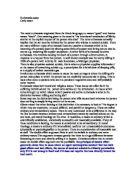 discursive essay euthanasia gcse religious studies philosophy  euthanasia essay