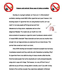 smoking essay introduction