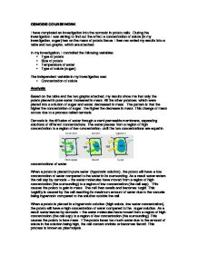 gcse bitesize biology coursework Gcse biology is the study of living organisms and their structure, life-cycles,  adaptations and environment.