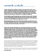 genetic engineering friend or foe essay