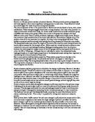 acid rain investigation essay