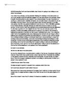 evaluate speech essay