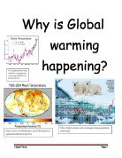 gcse science case study global warming Case studies in depth 21st century science – gcse p24 what is the evidence for global warming.