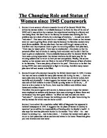 sikh teachings and the status of women sociology essay How far is this true in relation to any religion you have studied this essay will be  examining the role and status of women in sikhism and whether they do.