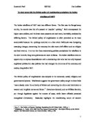 Essay On Jamestown