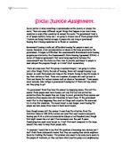 essay on social justice