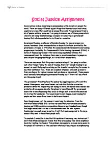 essay on alienation gcse sociology marked by teachers com social justice essay