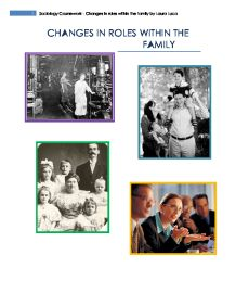 Functionalist view of family essay example