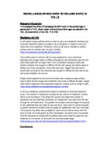 essays philosophical biology
