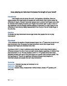 lab report lung capacity ib biology