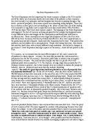 great depression essays canada
