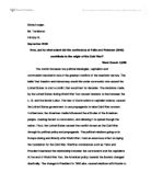essay plan origins of the cold war in what ways and for what  cold war essay