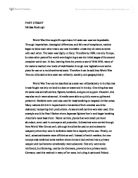 World war 1 total war essay